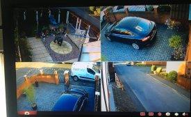 720p CCTV installation in Gorton