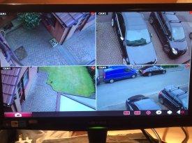720p CCTV Installation in radcliffe