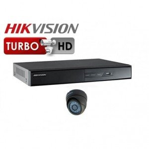 one camera hikvision system